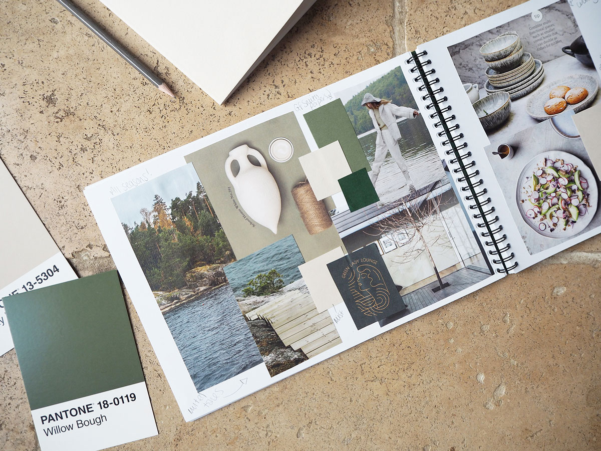 branding design - Page+Looker